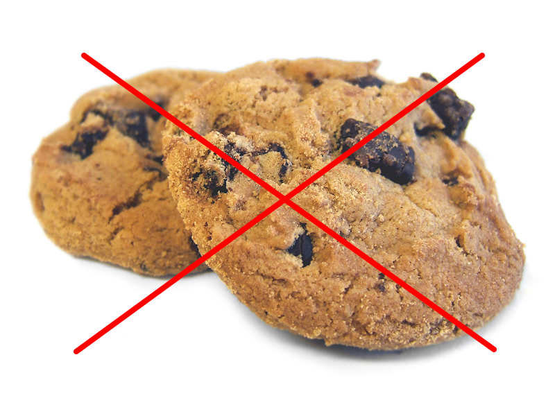 how to delete some of the cookie