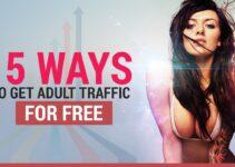 15 Ways To Get Free Adult Traffic